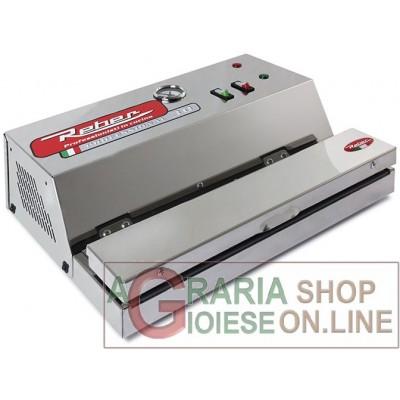 REBER VACUUM MACHINE STAINLESS STEEL BAR CM. 32 ECO PRO 30