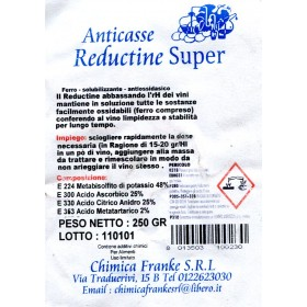 REDUCTINE ANTICASSE FRANKE GR. 250