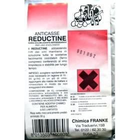 REDUCTINE ANTICASSE FRANKE GR. 30