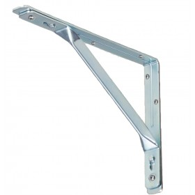 SHELF BRACKET IN GALVANIZED STEEL CLICK P KG. 350 CM. 40