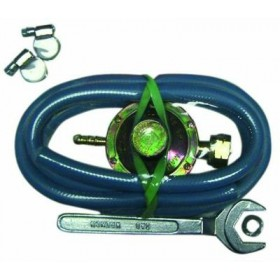 LOW PRESSURE REGULATOR KIT WITH MBAR 30 ACCESSORY HOSE