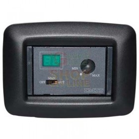 BUILT-IN ELECTRONIC CONTROL UNIT REGULATOR FOR WATER FIREPLACES