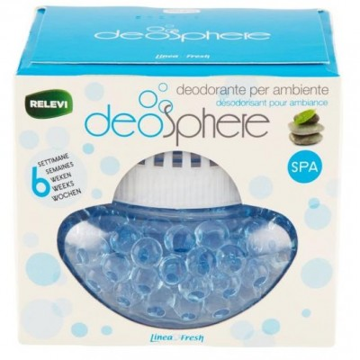 RELEVES FRESH DEOSPHERE 110G ASSORTED