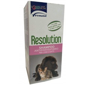Resolution antiparasitic shampoo for dogs and cats Formevet ml.