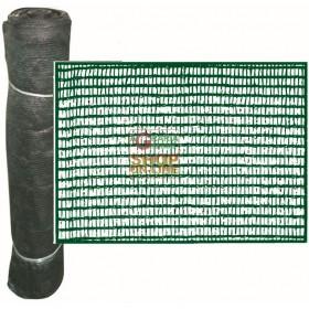 SUNSCREEN BLINKY HD 80 DARK GREEN HEIGHT CM. 150 MT. 10