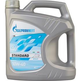 RHUTTEN LUBRICANT OIL GAZPROMNEFT STANDARD 10W-40 LT. 4