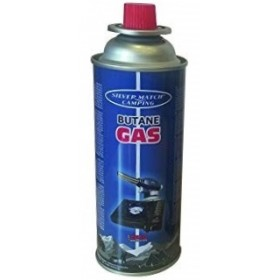 BUTANE GAS REFILL FOR CAMPING FONELLI AND WELDERS ML. 393 GR. 220