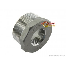 REDUCTION IN STAINLESS STEEL AISI 316 M / F 1 - 1/2 IN.