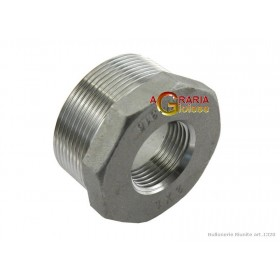 REDUCTION IN STAINLESS STEEL AISI 316 M / F 3/4 IN. 1/2 INCH