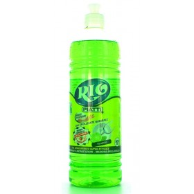 RIO AZZURRO BUM BUM DISHES 800 ML. GREEN