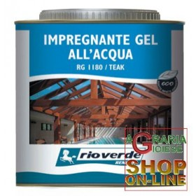 RIOVERDE RG 1180 GEL PRIMER FOR TEAK LT. 0.750