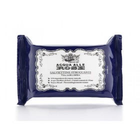 ROBERTS ACQUA ALLE ROSE 20 MAKE-UP REMOVER WIPES FACE EYES LIPS