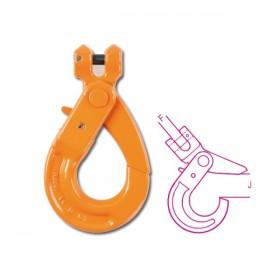 Robur Ganci per sollevamento tipo self-locking a forcella