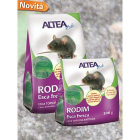 RODIM - FRESH TOPICIDE-RACTICIDE LURE FOR DOMESTIC AND CIVIL USE