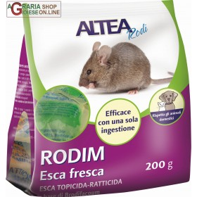 RODIM - FRESH TOPICIDE-RACTICIDE LURE FOR DOMESTIC AND CIVIL