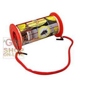 ROLL TRAP MAXY ADHESIVE ROLL TO CATCH FLIES CM. 25 X MT. 7.5