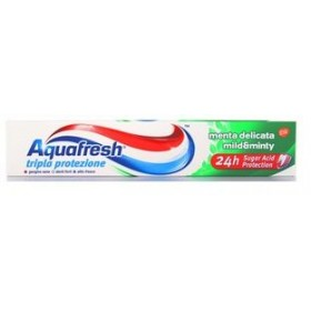 AQUAFRESH ANTITARTAR TOOTHPASTE TUBE ML. 75