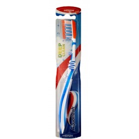 AQUAFRESH TOOTHBRUSH DEEP CLEAN MEDIUM