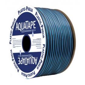 AQUATAPE PERFORATED HOSE D / 16 mm. 08 MIL 10cm. 2L / H COIL OF