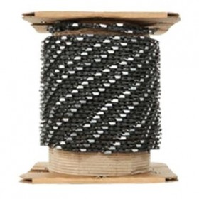 ROLL OF CHAIN FOR CHAINSAW PITCH 3/8 SQUARE PROFILE with anti-rebound mm. 1,5 1640 LINKS