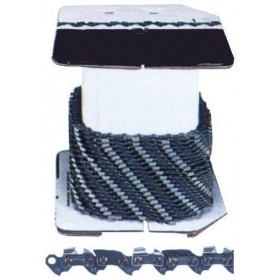 ROLL OF CHAIN FOR CHAINSAW PITCH 3 / 8LP PITCH mm. 1.3 4115200