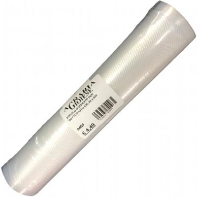 EMBOSSED ROLL FOR VACUUM CM. 30x600