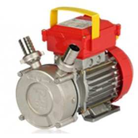 ROVER ELECTRIC PUMP FOR TRANSFER M - 25 HP. 0,6 INOX