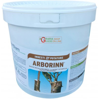 ARBORINN MASTIC FOR GRAFTING AND PRUNING HEALING PROTECTIVE PROFESSIONAL KG. 5
