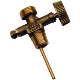 REPLACEMENT TAP FOR CYLINDERS