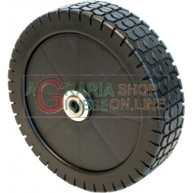 WHEEL FOR LAWN MOWER SIGMA 180 (46010.2) WITH BEARING