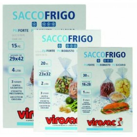 LARGE REFRIGERATED BAGS PCS 15 CM 29X42