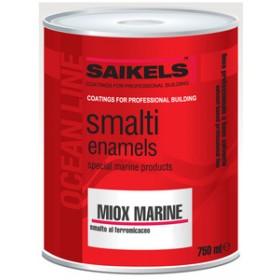 SAIKELS MICACEOUS ENAMEL MIOX LIGHT GRAY ML. 750