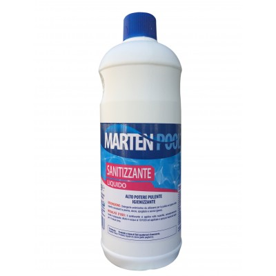 SANITIZER WITH HIGH CLEANING POWER SANITIZING LT. 1