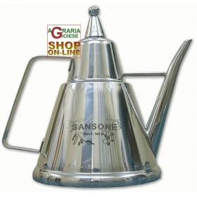 SANSONE OLIERA IN ACCIAIO INOX CL. 100