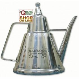 SANSONE STAINLESS STEEL OIL JUG CL. 50