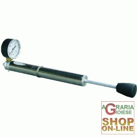 SANSONE PUMP WITH SMALL MANOMETER
