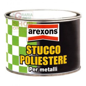 AREXON PUTTY POLYESTER MER METALS GR. 800