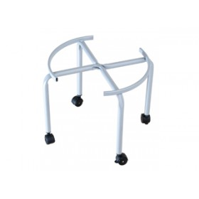 SANSONE HIGH TROLLEY SUPPORT WITH WHEELS FOR LT. 50