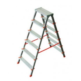 ALUMINUM LADDER DOUBLE CLIMB GR. 6