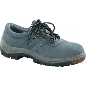 LOW SHOE IN SPLIT TOE AND MIDSOLE IN DUAL DENSITY POLYURETHANE GRAY COLOR SIZE 35 47