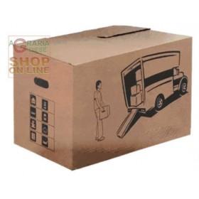 CARDBOARD BOX HAVANA M CM. 35X30X20H.