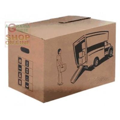 HAVANA XL CARDBOARD BOX CM.59x37x33h.
