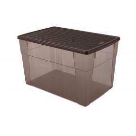 Scatola Contenitore trasparente Elegance Box multiuso XXL HIGH
