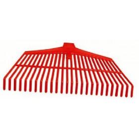 RED PLASTIC OLIVE Broom