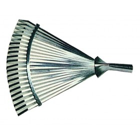 ADJUSTABLE BROOM WITHOUT HANDLE, CONICAL ATTACHMENT