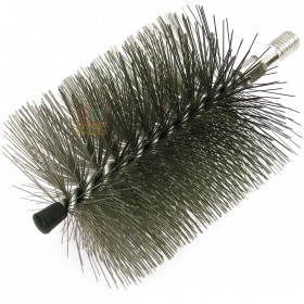 SIMPLE HELIX BRUSH FOR FIREPLACES MM. 120