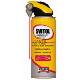 AREXONS SVITOL LUBRICANT SPRAY 4127 ML. 200