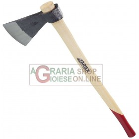 AX HATCHET TO CUT WITH WOODEN HANDLE ARIEX FOR CUTTING WOOD KG. 1.5