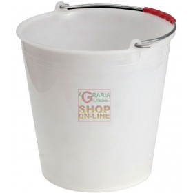 COMMON WHITE BUCKET LT. 6