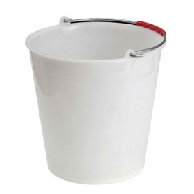 COMMON WHITE BUCKET LT. 9